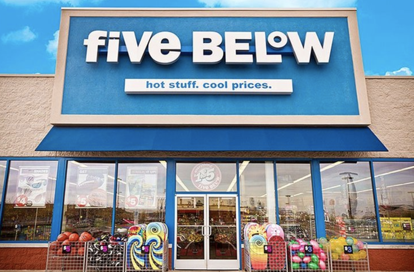 Five Below to build $75 million distribution center in Buckeye
