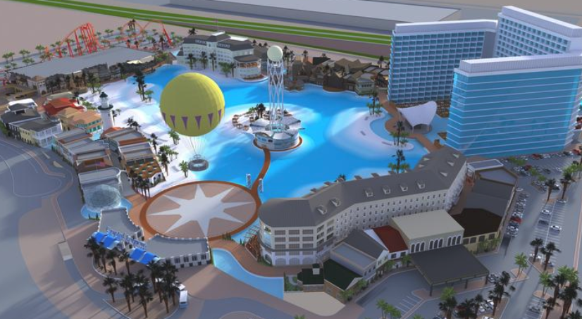 Lagoon water park, entertainment venue headed to West Valley