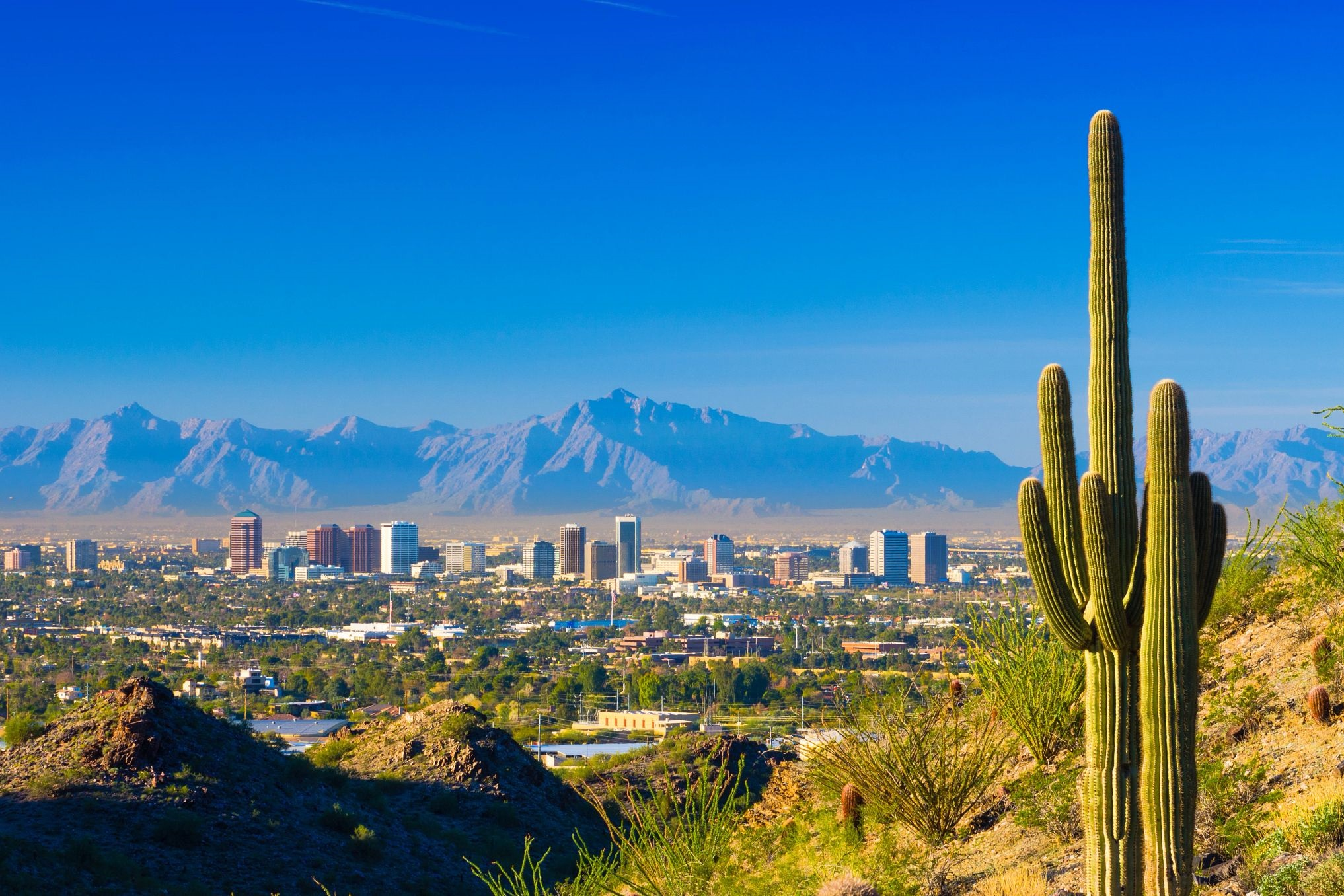 Phoenix Tops US in Net Migration For Third Straight Year