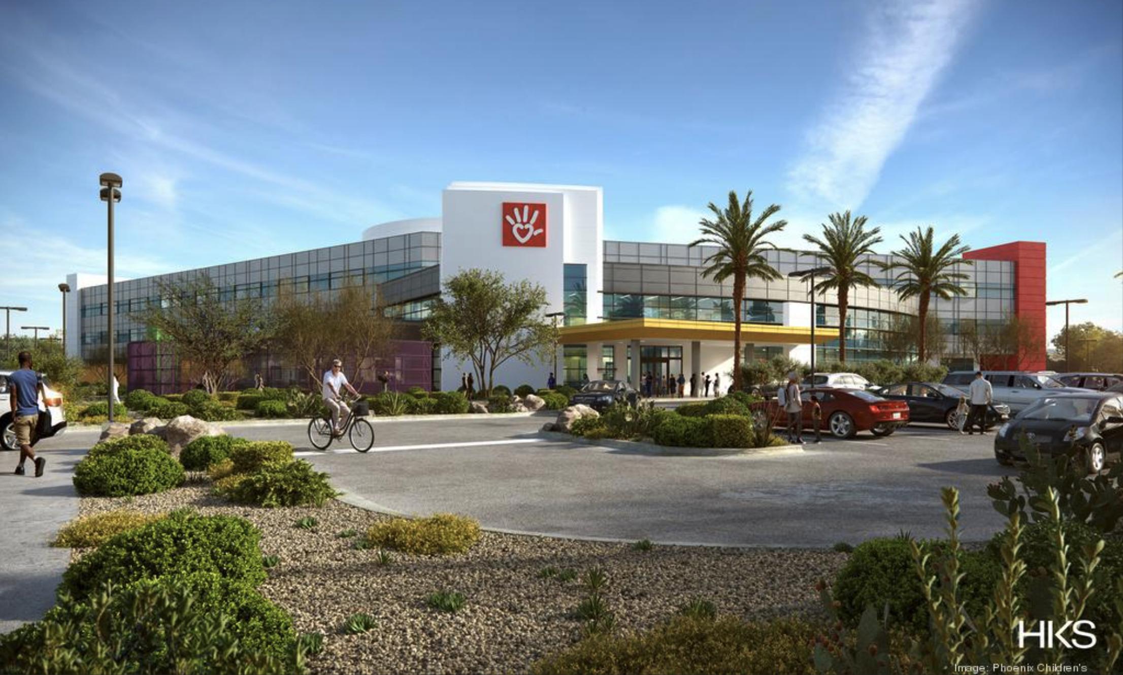 Hospital groups partner to build freestanding pediatric hospital in Glendale
